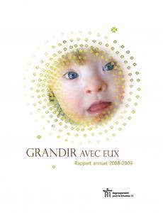 Rapport annuel 2008-2009 du RT21