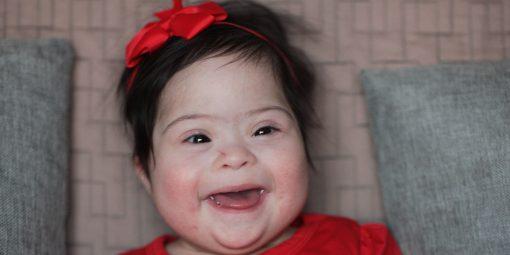 Portrait d'Alissa, 10 mois
