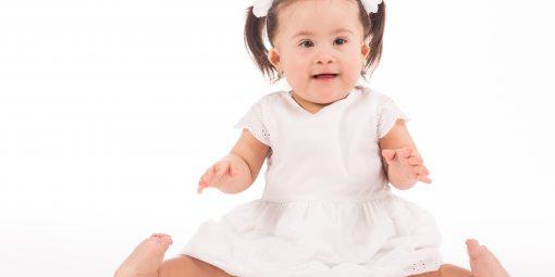 Le développement du potentiel des bébés avec une trisomie 21