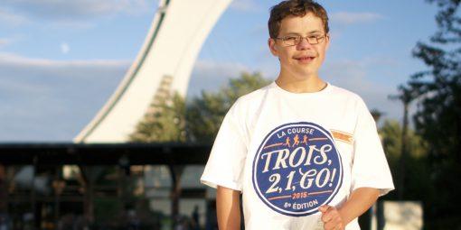 Portrait de Hugo, 13 ans