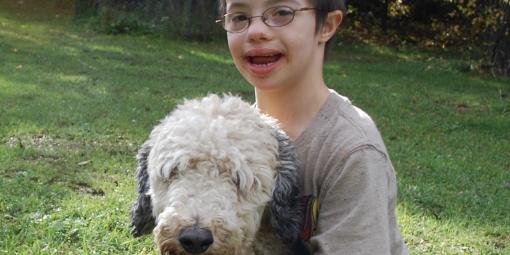 Portrait de Jérémie, 7 ans
