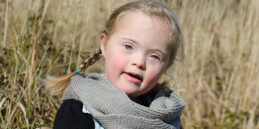 Portrait de Léane, 4 ans
