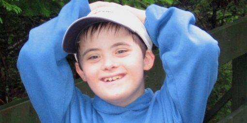 Portrait de Mathieu, 14 ans