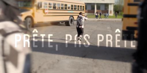 L'inis présente le court métrage documentaire Prête, pas prête
