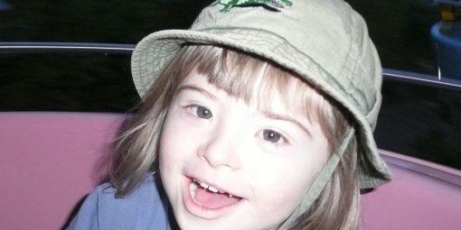 Portrait d'Éli, 4 ans