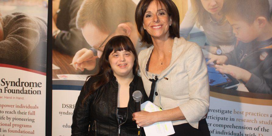 Sophie Lemieux et Marie-Michèle - Action 21 2012