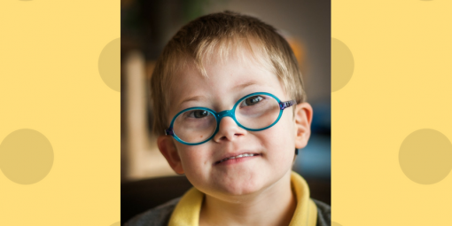 Portrait de Gaétan, 6 ans