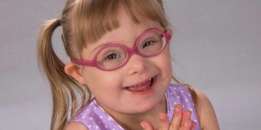 Portrait de Rosalie, 4 ans
