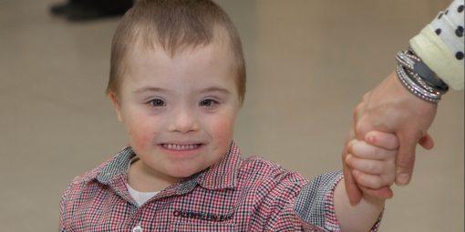 Portrait de Vittorio, 3 ans