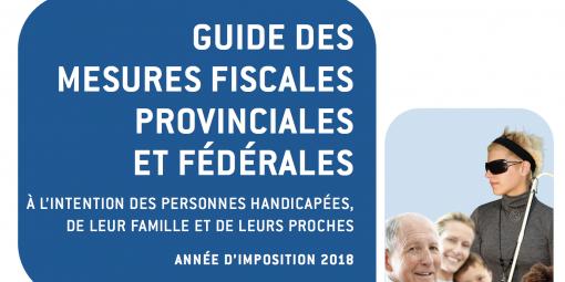 Guide des mesures fiscales – Année d'imposition 2018