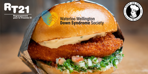 Donator Burger – Levée de fonds appétissante