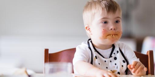 La trisomie 21 et la nutrition